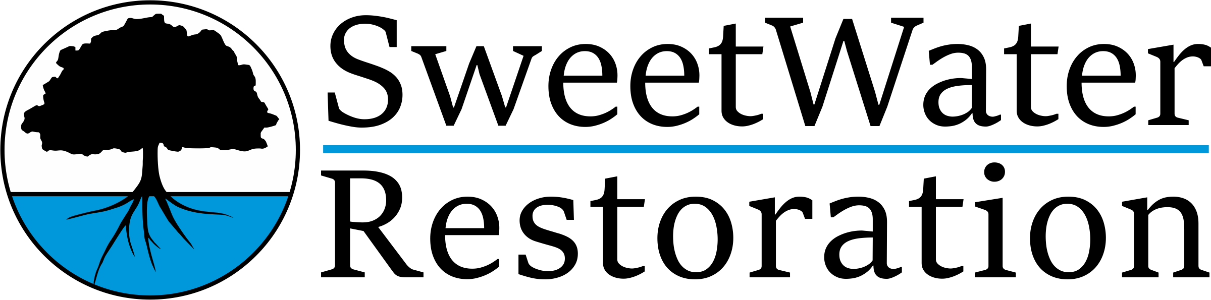 sweetwater restoration logo