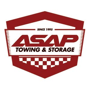 asap towing & storage logo