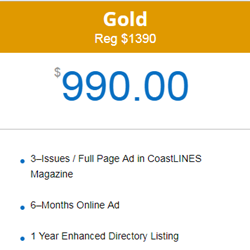 Gold Ad Package