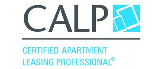 CALP (Certified Apartment Leasing Professional )
