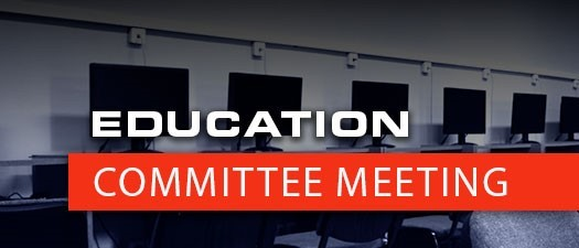 Education Committee Meeting