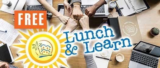 FCAA Future Leaders Lunch and Learn