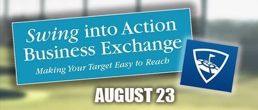 Swing into Action Business Exchange