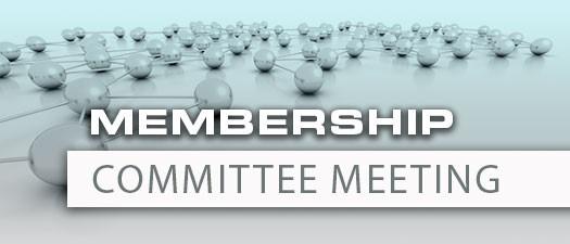 Membership Committee Meeting