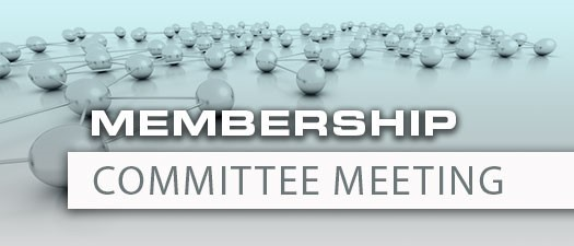 Membership Committee Meeting