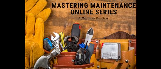 Mastering Maintenance: From Diagnosis to Repair