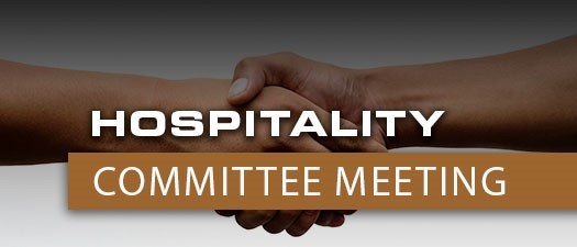 Hospitality Committee Meeting