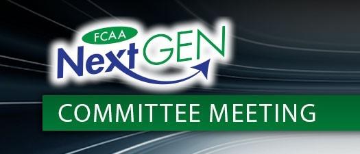 Next Gen Committee Meeting
