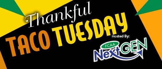 Thankful Taco Tuesday Hosted By: Next Gen