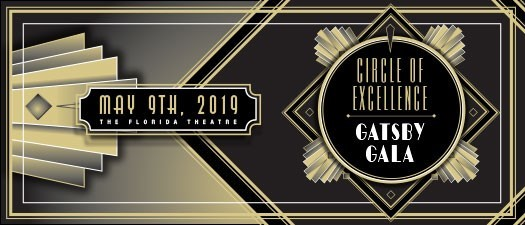 Circle of Excellence Gatsby Gala Tickets