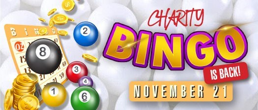 Charity BINGO 2019