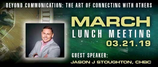 March Lunch Membership Meeting