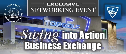 Swing into Action Business Exchange 2019