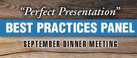 September Dinner Meeting