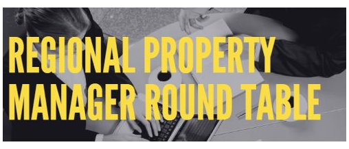 Regional Property Manager Round Table