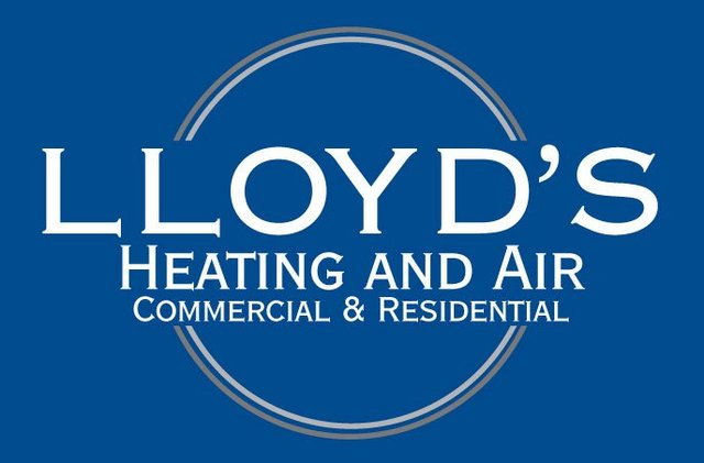 lloyd's heating & air logo