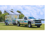 KUA solar truck