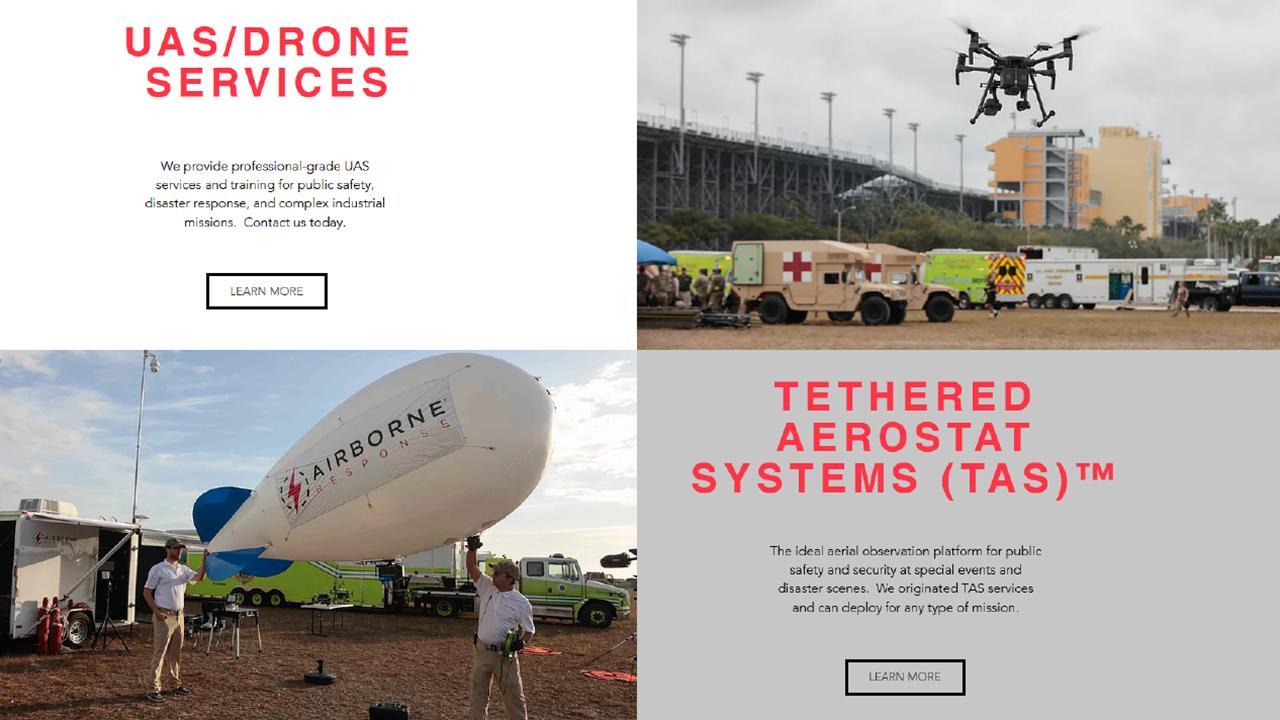 UAS Drone Servcies