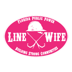 Florida Line Wife Magnet