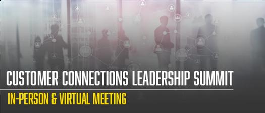 Customer Connections Leadership Summit
