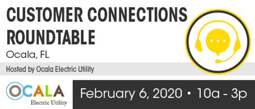 2020 Customer Connections Roundtable - Winter Meeting