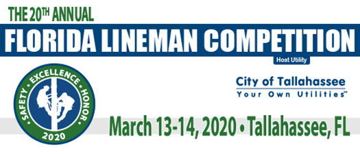 2020 Florida Lineman Competition