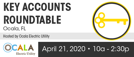 2020 Key Accounts Roundtable - Spring Meeting