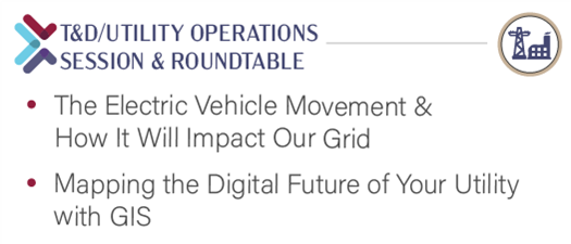 2020Energy Connections Virtual Conference - T&D/Utility Operations Session