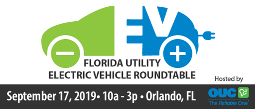 2019 Florida Utility Electric Vehicle Roundtable - Fall Meeting