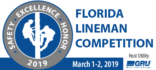 2019 Florida Lineman Competition