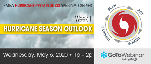 FMEA Webinar: 2020 Hurricane Season Outlook