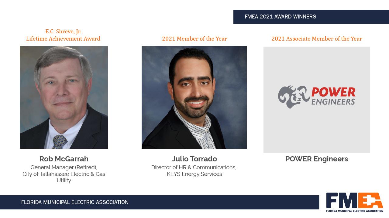 2021 FMEA Annual Awards