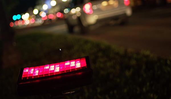 KUA Broadway lights