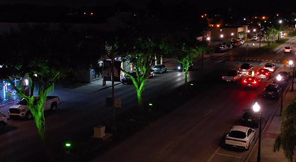 KUA Broadway lights 2