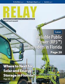 RELAY Magazine - Spring 2021
