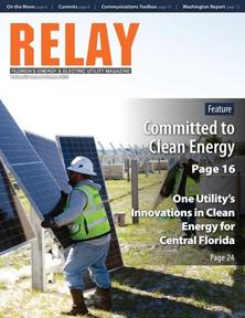 RELAY Magazine - Summer 2021