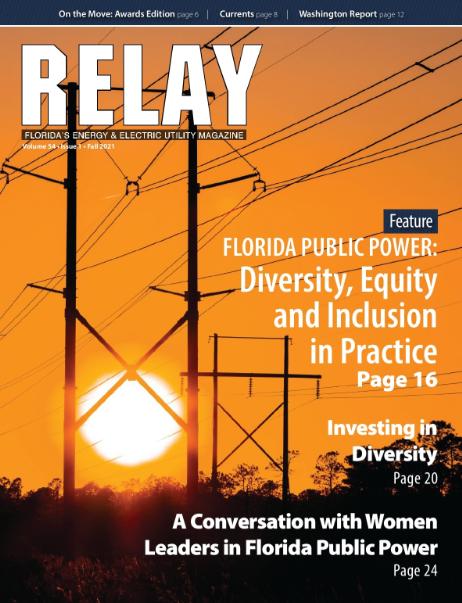 RELAY Magazine - Fall 2021