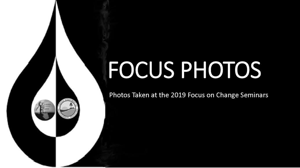 2019 Focus on Change