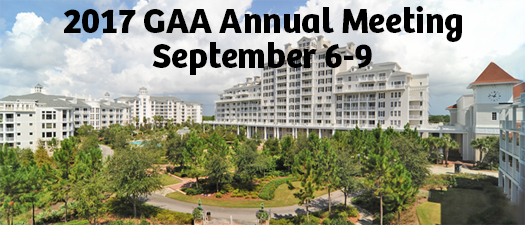 2017 GAA Annual Meeting
