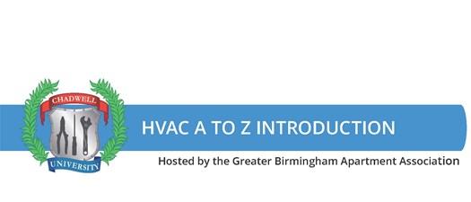 HVAC A-Z (Tuesday. Aug. 17, 2021)