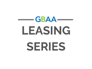 """Sponsorship """"Leasing Series""""  Leasing in the New Age"""