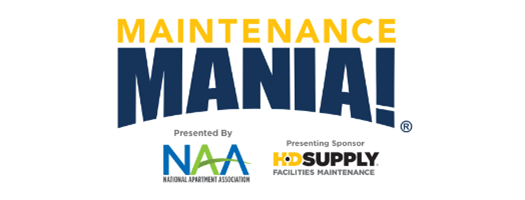 Maintenance Mania Kick Off Party