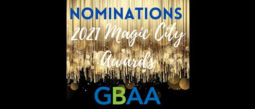 2021 Magic City Award - Nominations