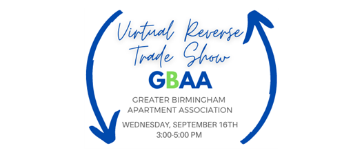 "2020 GBAA Virtual ""Reverse Trade Show"""