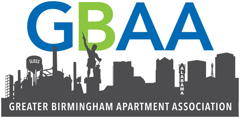 Greater Birmingham Apartment Association Logo