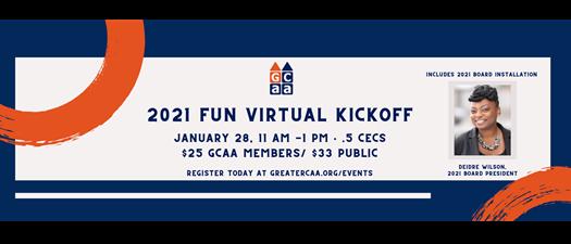 2021 Fun Virtual Kickoff Celebration