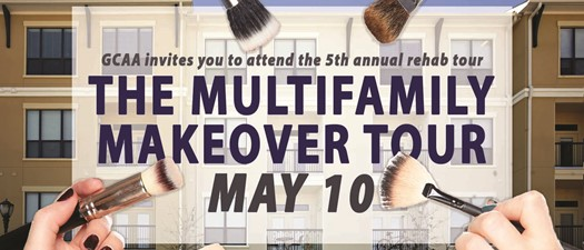 GCAA's 2019 Rehab Tour: Multifamily Makeover Tour-SOLD OUT