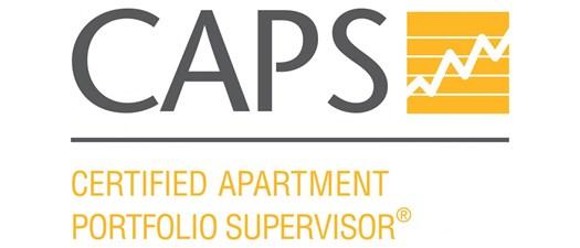 CAPS: Certified Apartment Portfolio Supervisor