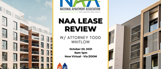 Virtual NAA Lease Review
