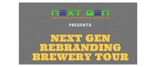 Next Gen Rebranding Brewery Tour